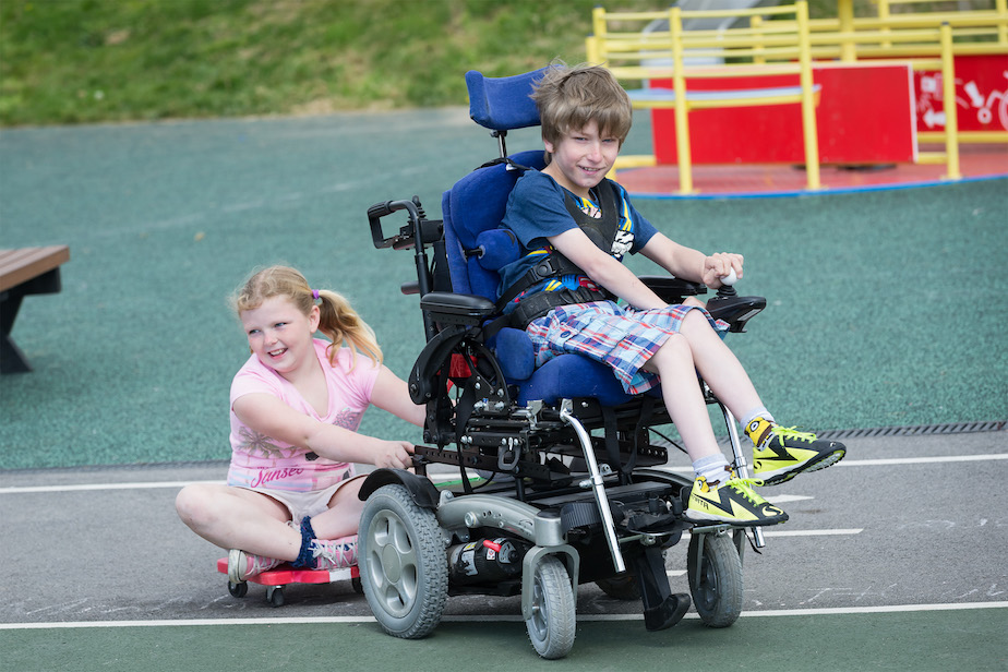 Image for Creating accessible play spaces – a new toolkit