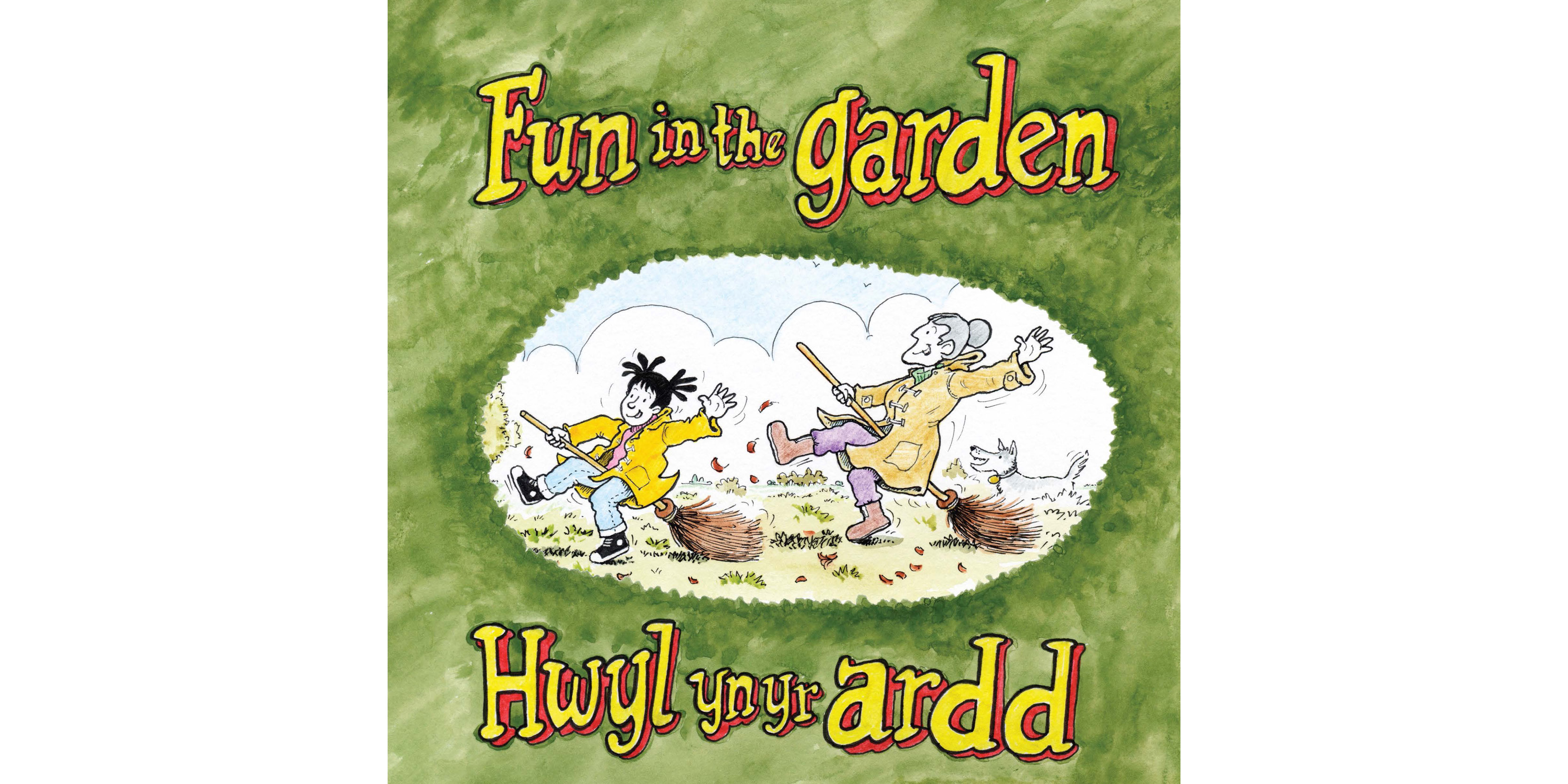 Image for Fun in the garden – now available to read online
